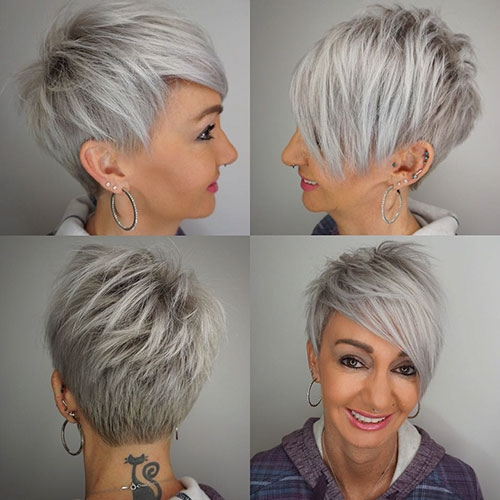 50 beautiful pixie cuts for older women short haircut Short Pixie Haircuts For Older Women Ideas
