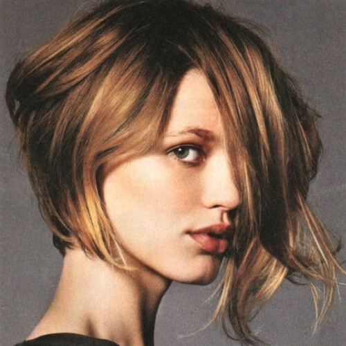 50 perfect short haircuts for round faces hair motive hair The Perfect Short Haircut Inspirations