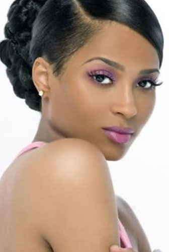 Awesome african american cornrow hairstyles African American Bridal Hairstyles Designs