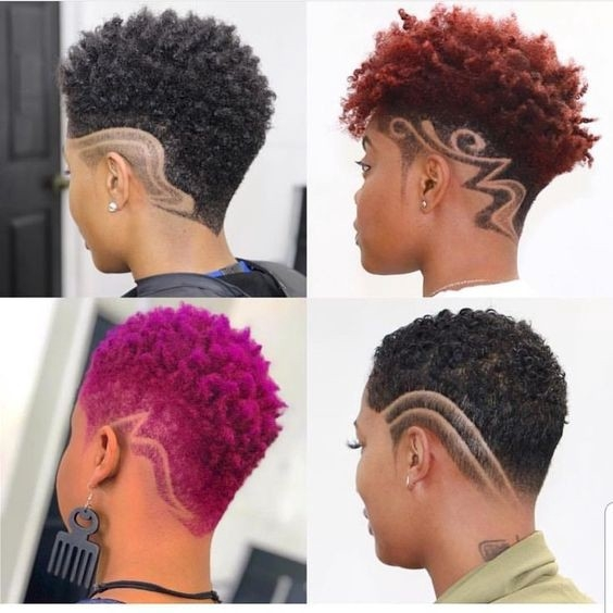 Best african american natural hairstyles for short hair Easy Hairstyles For Short African American Hair