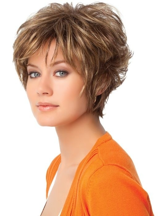 Elegant 20 layered hairstyles for short hair trubridal wedding blog Cute Hairstyles For Short Hair With Bangs And Layers Ideas
