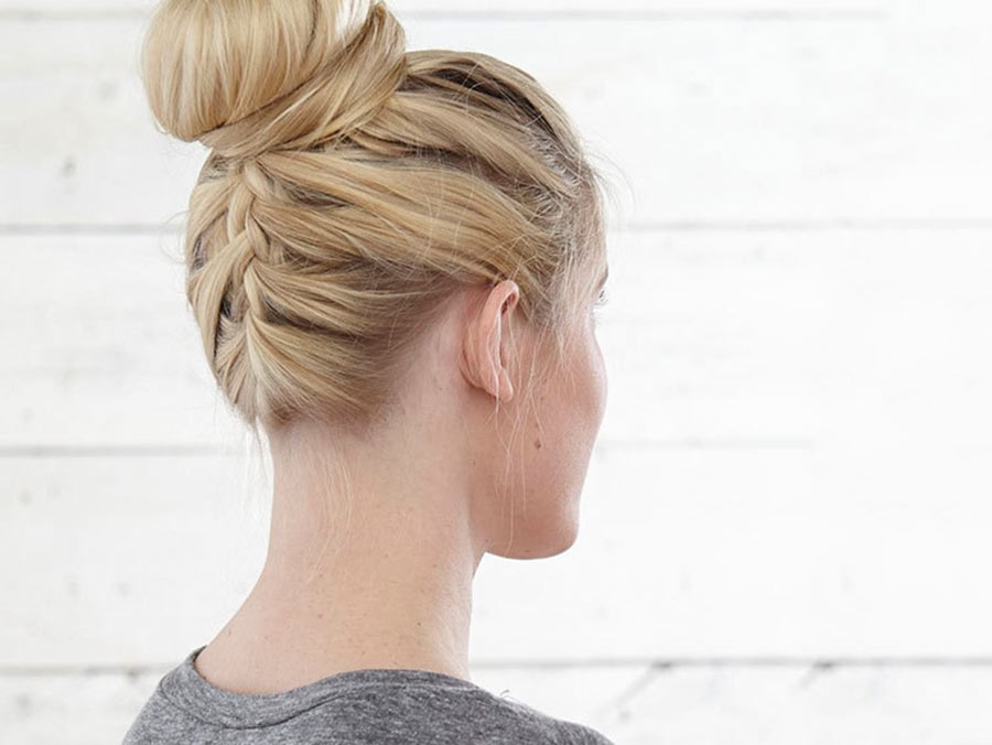 Fresh 50 fabulous french braid hairstyles to diy more French Braid Hair Style Inspirations