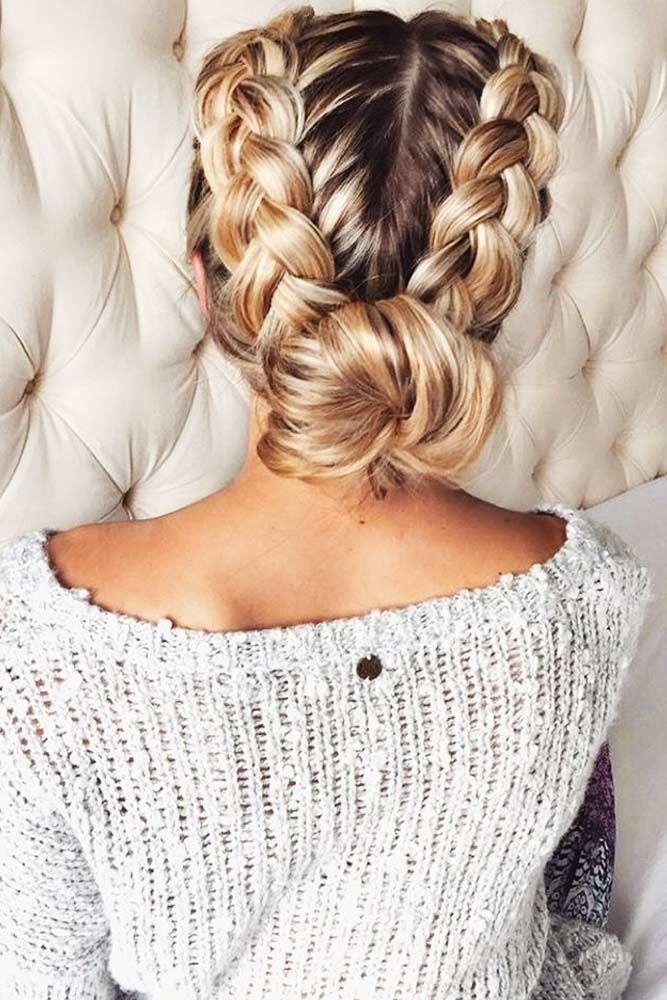 Fresh pin on hair Cute Braid Hair Styles Choices