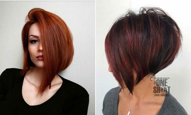 Trend 23 best short red hair ideas we love for 2019 stayglam Red Short Hair Styles Inspirations