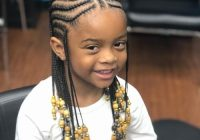 18 cutest braid hairstyles for kids right now Cornrows Hairstylesfor Kids