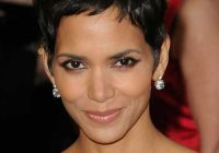 20 best halle berry pixie cuts Halle Berry Short Haircut Choices