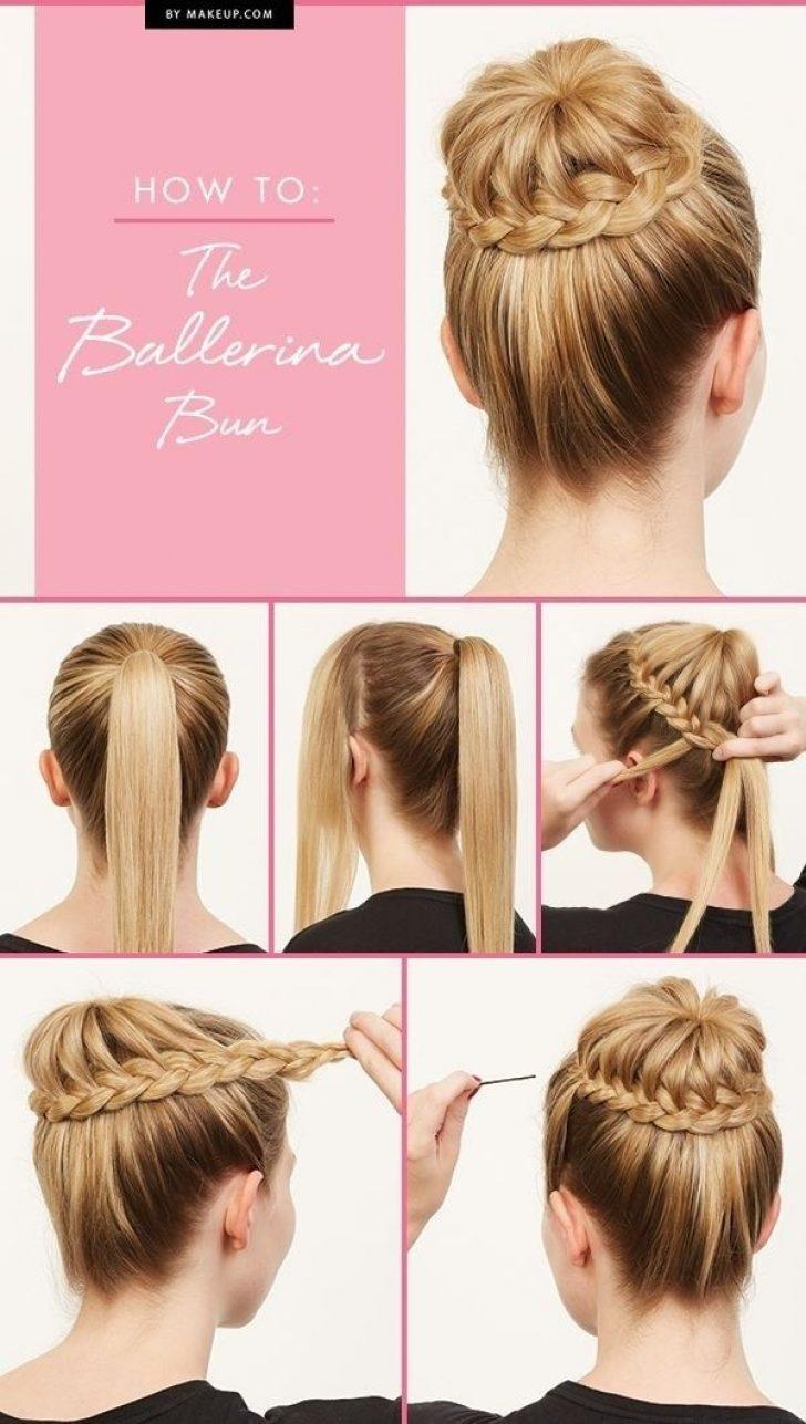 Permalink to 10   Braid Updo Hairstyles Tutorial Gallery