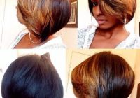 22 easy short hairstyles for african american women Short Hairstyles African American