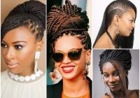 30 fashion braid hairstyles for black women Different Hair Braiding Styles For Black Women Ideas