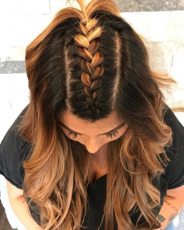 Permalink to 11 Awesome Simple Hair Braids Styles Ideas