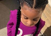 5 simple easy braid style tutorials for little girls Girl Hair Braiding Styles Choices