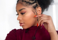 50 african american natural hairstyles for medium length Hairstyles For Medium Hair African American Designs