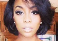 61 short hairstyles that black women can wear all year long Layered Haircuts For African American Hair Ideas