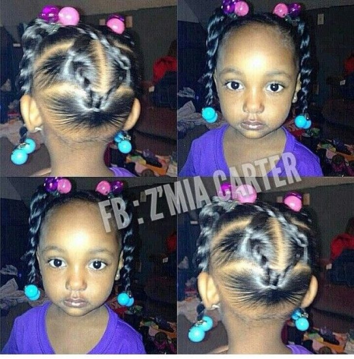 Permalink to Unique African American Childrens Hairstyles