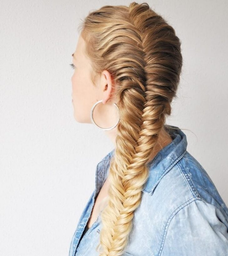 Permalink to 9 Awesome French Braid Hair Style Gallery