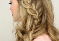 Awesome 10 prettiest french plait hairstyles to try out now French Braid Hair Style Ideas