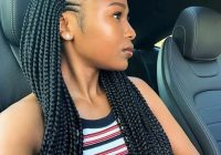 Awesome 100 best black braided hairstyles youve not tried this year African American Braiding Hairstyles