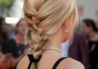 Awesome 16 braids for medium length hair Simple Braided Hairstyles For Medium Length Hair Ideas