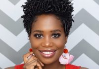 Awesome 19 hottest short natural haircuts for black women with short Short Natural Hairstyles For Black Women Inspirations