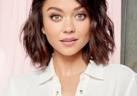 Awesome 20 incredibly flattering haircuts for round faces the Medium Short Hairstyles For Round Faces And Thick Hair Ideas