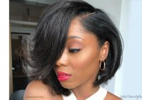 Awesome 21 sexiest bob haircuts for black women in 2020 African American Mid Length Hairstyles