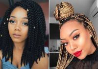 Awesome 25 crochet box braids hairstyles for black women stayglam Box Braids Hairstyles Inspirations
