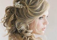 Awesome 48 trendiest short wedding hairstyle ideas wedding forward Short Hairstyles For Weddings Guests Ideas