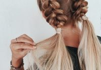Awesome 52 trendy chic braided hairstyle ideas you should try big Braid Ideas For Hair Inspirations