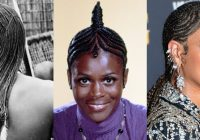 Awesome a brief history of black hair braiding and why our hair will African American Hair Braids Cornrows Ideas