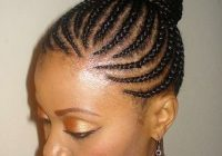 Awesome african american braided hairstyles with bangs African American Braids With Bangs Designs