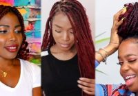 Awesome african american hairstyles 2020 natural hair care African American Hair Braiding Tutorials Ideas