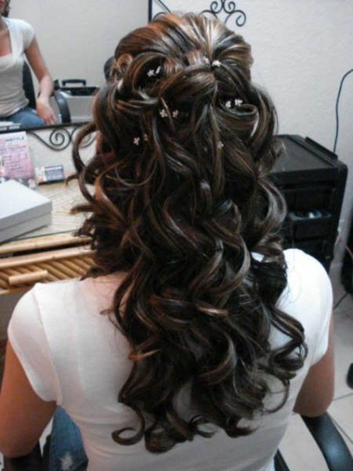Permalink to Fresh African American Wedding Hairstyles Half Up And Half Down Inspirations