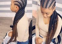 Awesome best 2019 braided hairstyles braiding box braids Best Braid Hairstyles Inspirations