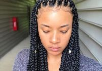 Awesome braid styles for natural hair growth on all hair types for Best Braid Styles For Hair Growth Ideas