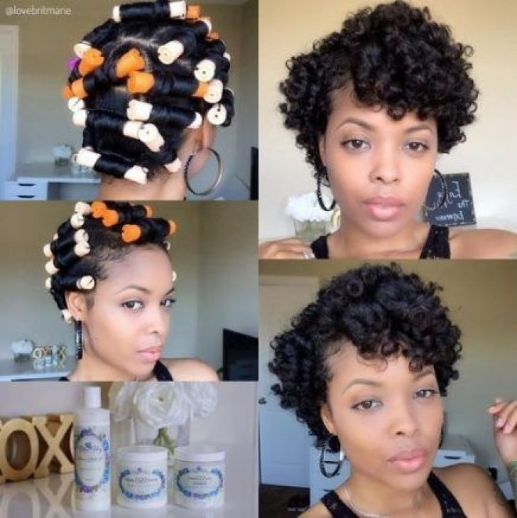 Permalink to Elegant African American Permed Hairstyles