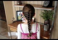 Awesome how to french braid 2 braided hairstyles cute girls hairstyles French Braid Hair Style Inspirations