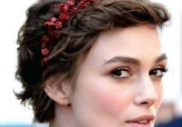 Awesome how to style curly hair with headbands top 10 ideas Headband Styles For Short Hair Choices