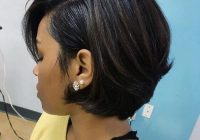 Awesome pin on hair colorstyles African American Layered Bob Hairstyles