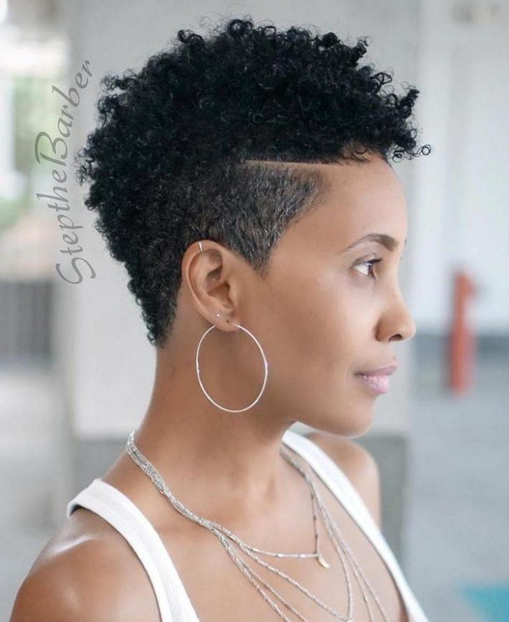 Permalink to 9   Short Natural Black Hairstyles