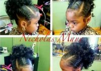 Awesome pin zambia lowe on hair styles natural hair styles African American Girl Hairstyles For Weddings Designs