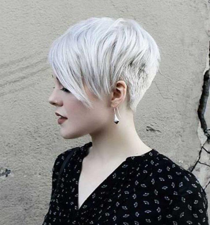 Permalink to Elegant Asymmetric Short Haircuts