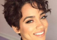 Awesome short curly hairstyles that will give your spirals new life Haircut For Short Curly Hair Female Inspirations