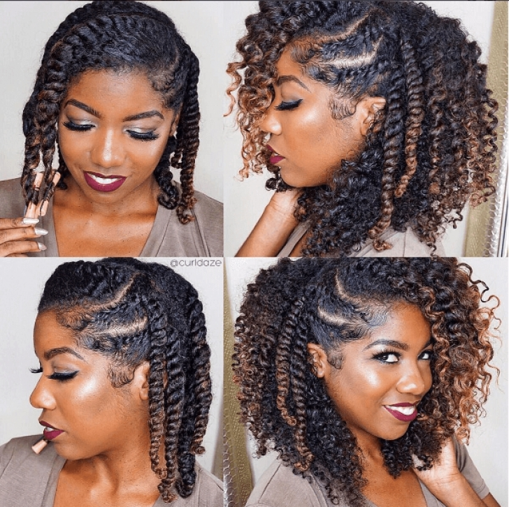 Permalink to 10 Fresh African American Natural Hairstyles Twist Out Gallery