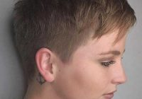Awesome super short haircuts for modern and unique look Super Short Haircuts For Women Inspirations