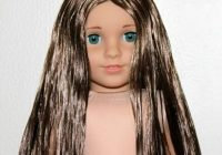 Awesome the doll wardrobe marie grace part four straightening her Hairstyles For American Girl Dolls Grace