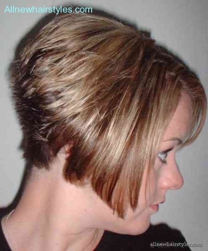 Permalink to 11 Perfect Short Wedge Haircuts Back View Ideas