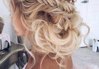 Best 10 pretty braided hairstyles for wedding wedding hair Fishtail Braid Hairstyles For Wedding Ideas