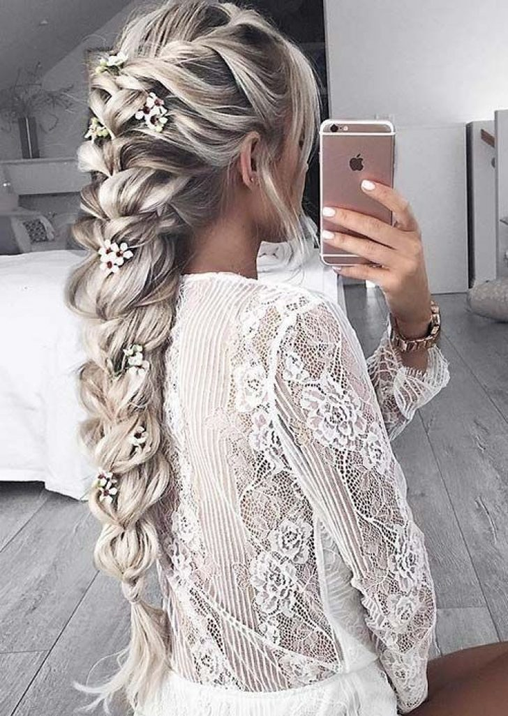 Permalink to Fishtail Braid Hairstyles For Wedding Ideas