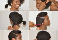 Best 25 cute protective hairstyles for natural hair in 2019 Easy Hairstyles For Short African American Hair