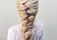 Best 27 gorgeous wedding braid hairstyles for your big day Braid Hairstyles For Wedding Ideas
